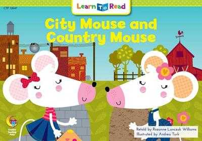 City Mouse and Country Mouse - Williams, Rozanne