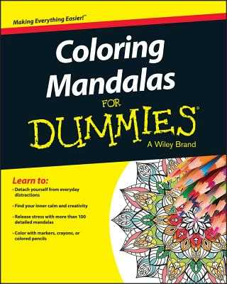 Coloring Mandalas for Dummies - Consumer Dummies
