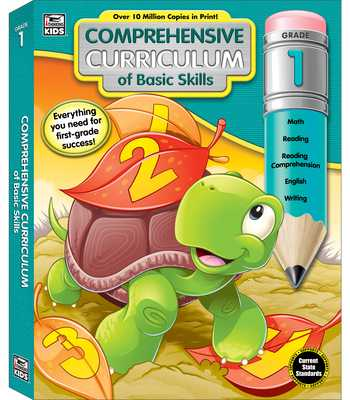 Comprehensive Curriculum of Basic Skills, Grade 1 - Thinking Kids (Compiled by), and Carson-Dellosa Publishing (Compiled by)