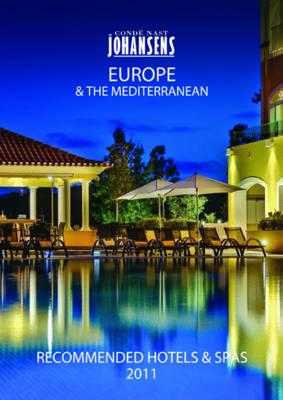 Conde Nast Johansens Recommended Hotels and Spas Europe & the Mediterranean 2011 - Warren, Andrew