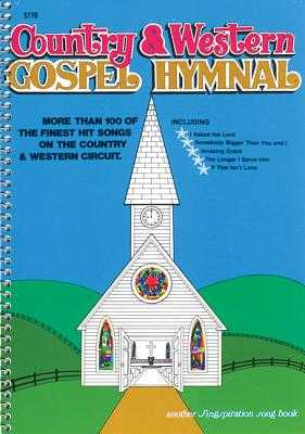 Country & Western Gospel Hymnal Volume One: Large Book - Brentwood Choral Provident (Creator)