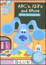 Blue's Clues-Abc's 123'S and More Collection