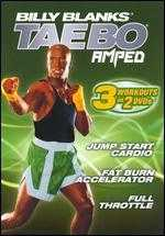 Tae Bo Amped: 3 Workouts on 2 Dvds-Jump Start Cardio, Fat Burn Accelerator, and Full Throttle