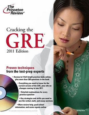 Cracking the GRE - Lurie, Karen, and Pecsenye, Magda, and Robinson, Adam