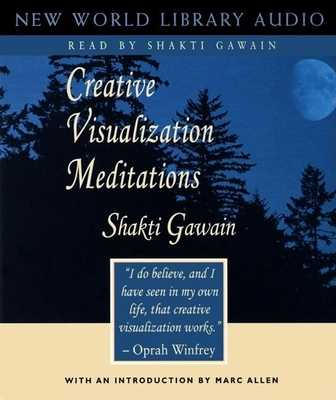 Creative Visualization Meditations - Gawain, Shakti (Read by)