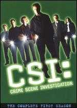 CSI: Crime Scene Investigation: Season 01