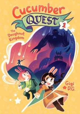 Cucumber Quest: The Doughnut Kingdom - D G, Gigi