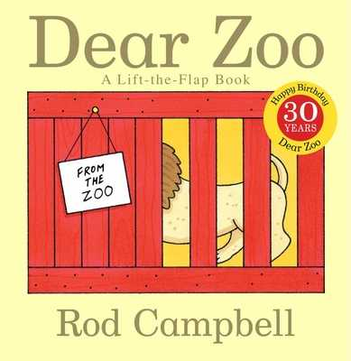 Dear Zoo: A Lift-The-Flap Book -