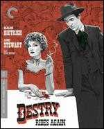 Destry Rides Again [Criterion Collection] [Blu-ray] - George Marshall