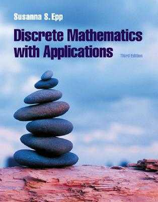 Discrete Mathematics with Applications - Brooks Cole Publishing Company, and Epp, Susanna S