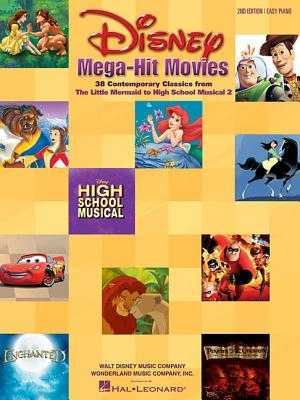 Disney Mega-Hit Movies - Hal Leonard Corp (Creator)