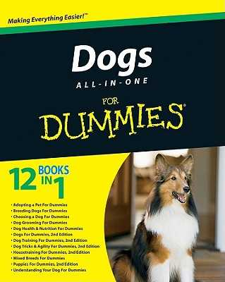 Dogs All-In-One for Dummies - Consumer Dummies