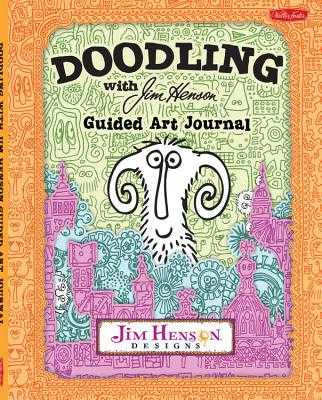 Doodling with Jim Henson Guided Art Journal - Team, Walter Foster Creative