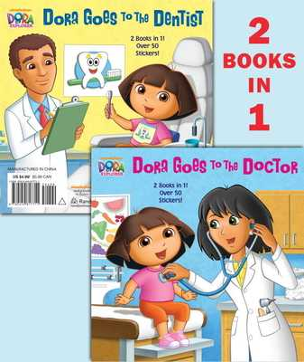 Dora Goes to the Doctor/Dora Goes to the Dentist - Roper, Robert