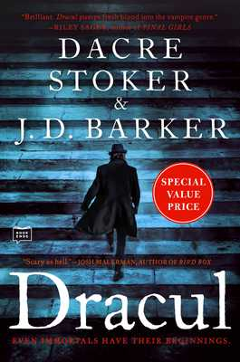 Dracul - Barker, J D, and Stoker, Dacre