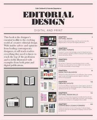 Editorial Design: Digital and Print - Caldwell, Cath, and Zappaterra, Yolanda