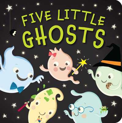 Five Little Ghosts - Hegarty, Patricia