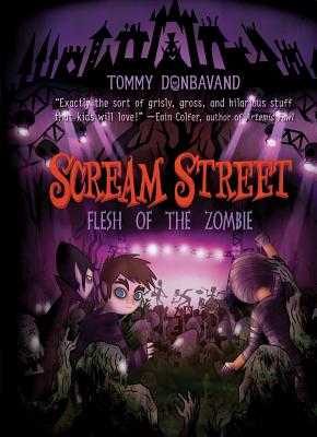 Flesh of the Zombie - Donbavand, Tommy