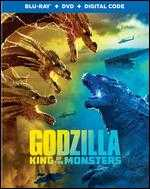 Godzilla: King of the Monsters [Includes Digital Copy] [Blu-ray/DVD] - Michael Dougherty