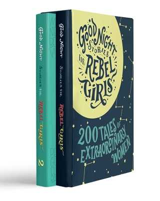 Good Night Stories for Rebel Girls - Gift Box Set: 200 Tales of Extraordinary Women - Favilli, Elena, and Cavallo, Francesca