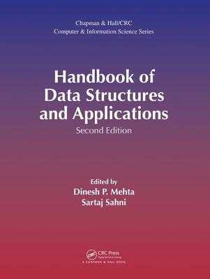 Handbook of Data Structures and Applications - Mehta, Dinesh P. (Editor), and Sahni, Sartaj (Editor)