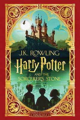 Harry Potter and the Sorcerer's Stone: Minalima Edition (Harry Potter, Book 1) (Illustrated Edition), Volume 1 - Rowling, J K