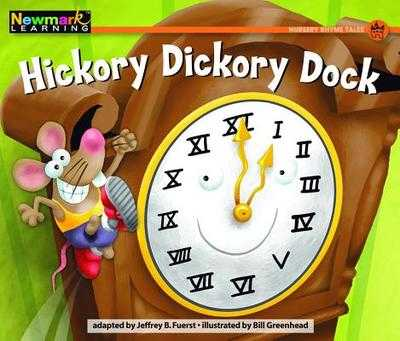 Hickory Dickory Dock Leveled Text - Fuerst, Jeffrey B