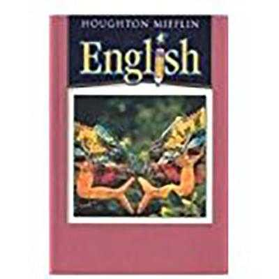 Houghton Mifflin English: Student Book Grade 7 2004 - Houghton Mifflin Company (Prepared for publication by)