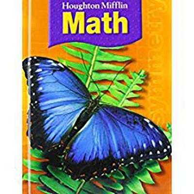 Houghton Mifflin Math: Student Book Grade 3 2007 - Houghton Mifflin Company (Prepared for publication by)