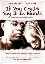 If You Could Say it in Words - Nicholas Gray