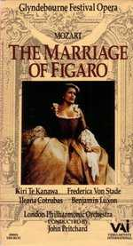 The Marriage of Figaro; Glyndebourne Festival Opera with the London Philharmonic Orchestra