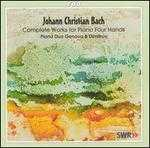 J.C. Bach: Complete Works for Piano Four Hands