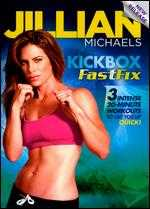 Jillian Michaels: Kickbox FastFix -