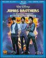 Jonas Brothers: The Concert Experience [3 Discs] [Includes Digital Copy] [Blu-ray] - Bruce Hendricks