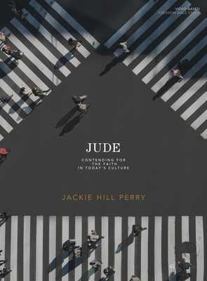 Jude - Bible Study Book - Perry, Jackie Hill