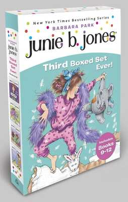 Junie B. Jones Third Boxed Set Ever!: Books 9-12 - Park, Barbara