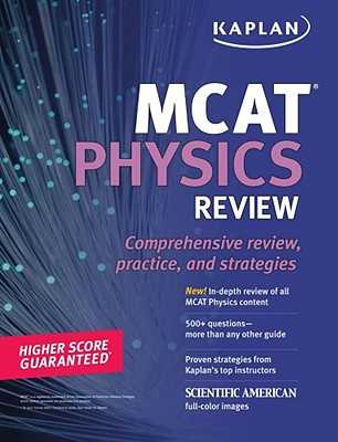 Kaplan MCAT Physics Review - Kaplan Publishing (Creator)