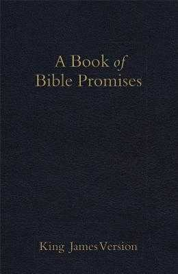 KJV Book of Bible Promises, Midnight Blue Imitation Leather - Baker Publishing Group (Compiled by)