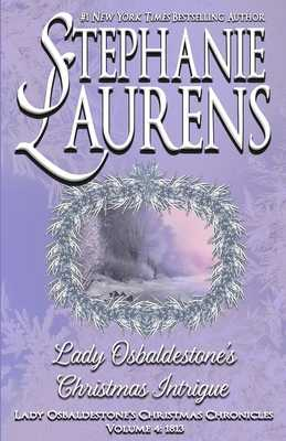 Lady Osbaldestone's Christmas Intrigue - Laurens, Stephanie
