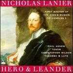 Lanier: Songs - Christopher Wilson (lute); Christopher Wilson (theorbo); Clare Salaman (violin); Jonathan Manson (bass viol);...