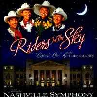Lassoed Live at the Schermerhorn - Riders in the Sky/The Nashville Symphony
