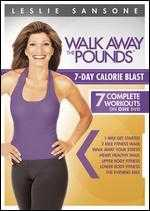 Leslie Sansone: Walk Away the Pounds - 7-Day Calorie Blast