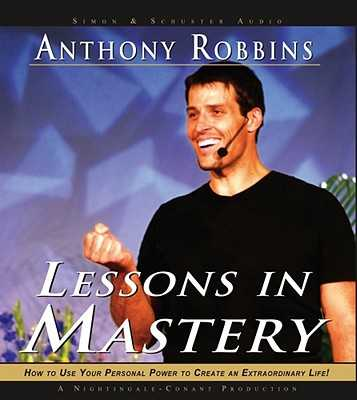 Lessons in Mastery - Robbins, Tony (Read by)