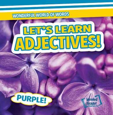 Let's Learn Adjectives! - Mikoley, Kate