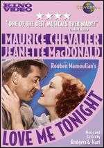 Love Me Tonight - Rouben Mamoulian