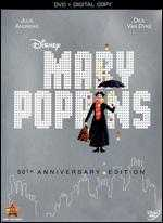 Mary Poppins [50th Anniversary Edition] [Includes Digital Copy]