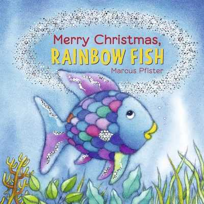 Merry Christmas, Rainbow Fish - Pfister, Marcus