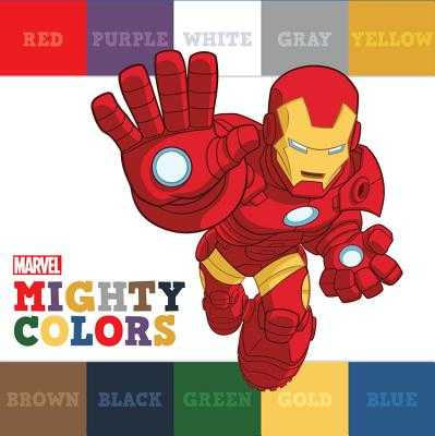 Mighty Colors - Marvel Press Book Group