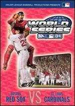 MLB: 2004 World Series - Boston Red Sox vs. St. Louis Cardinals