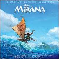 Moana [Original Motion Picture Soundtrack] - Original Motion Picture Soundtrack